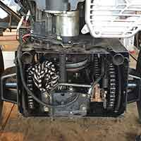 Rideon Gearbox